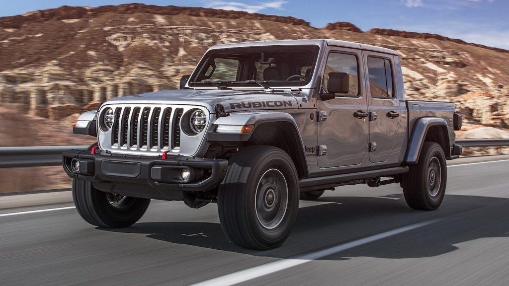 Jeep Gladiator JT 2020