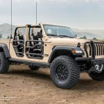 Jeep Gladiator se vuelve aún más resistente como un vehículo militar