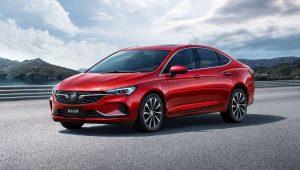 Buick Verano 2020 para China