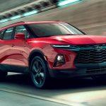 El Chevrolet Blazer 2020 agrega un Turbo 2.0L de cuatro cilindros desde $33,995dls