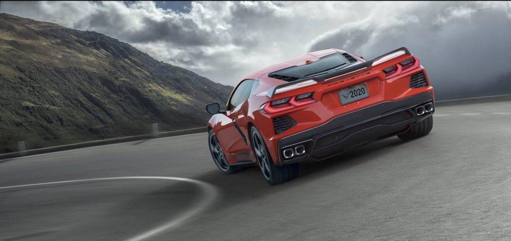 Corvette C8 Z51 kit de rendimiento