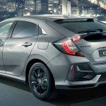 Los precios del Honda Civic Sedan y Coupé 2020 suben ligeramente