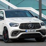 Mercedes-AMG se vuelve grande una vez más con el 603-HP GLE 63 S Coupe