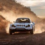 Porsche 911, listo para aplastar en Baja, ahora a la venta de Russell Built Fabrications