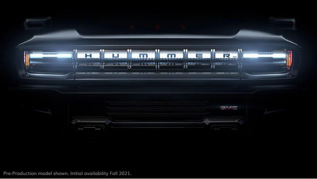 Hummer eléctrico de GM 2021