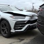 Dos jovenes de Boston roba dos Lamborghinis de concesionario