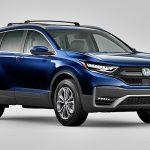 Configuración híbrida Honda CR-V 2020 para aventuras