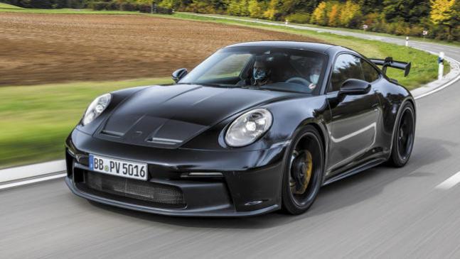 911 GTT3 2021