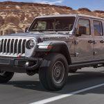 Jeep Gladiator JT 2020, la camioneta más perzonalizable