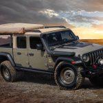 El concept de Jeep Wayout es un sueño aventurero y lleva el Overlanding a un nuevo nivel