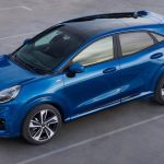 El nuevo Ford Puma Crossover es pequeño, de aspecto extraño y probablemente llegue a los EU