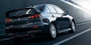 Mitsubishi Lancer Evolution XI