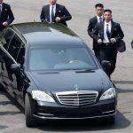 ¿Cómo consiguió Kim Jong Un sus limusinas Mercedes Pullman?
