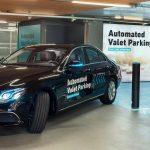 Mercedes obtiene el visto bueno para el estacionamiento con valet sin conductor utilizando la tecnología Bosch