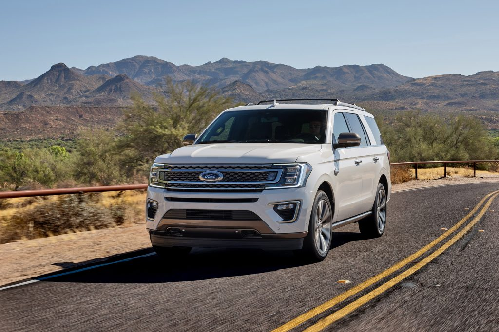 Ford Expedition King Ranch 2020