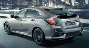 Honda Civic 2020 sedán