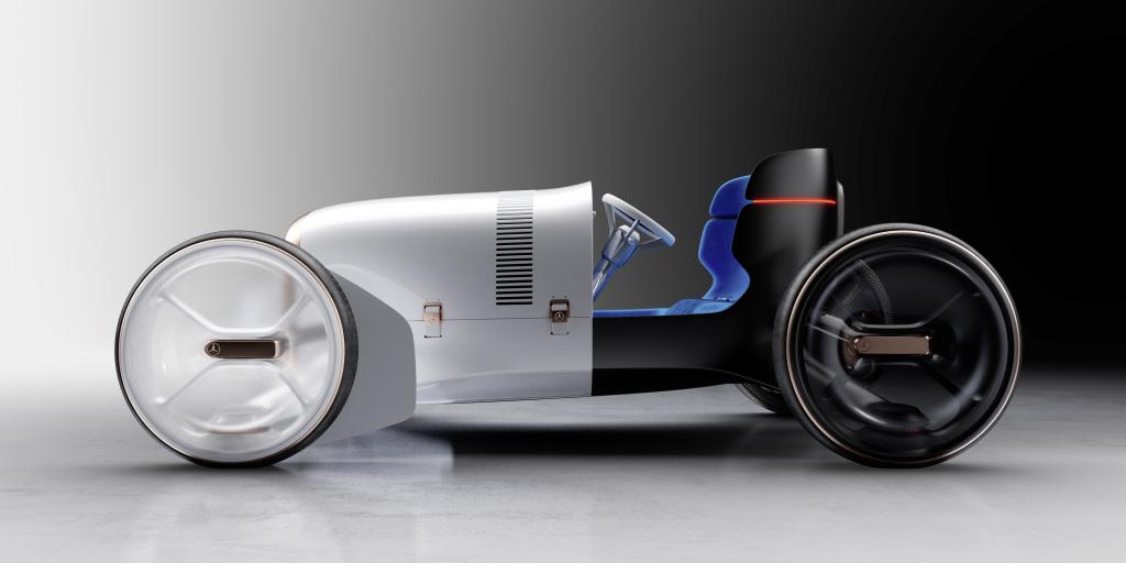 Vision Mercedes SimplexVision Mercedes Simplex Concept
