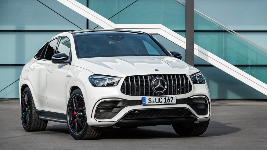 Mercedes AMG GLE 63 S Coupe 2021