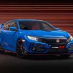 Honda Civic Type R 2020 agrega la aplicación de registro de datos LogR
