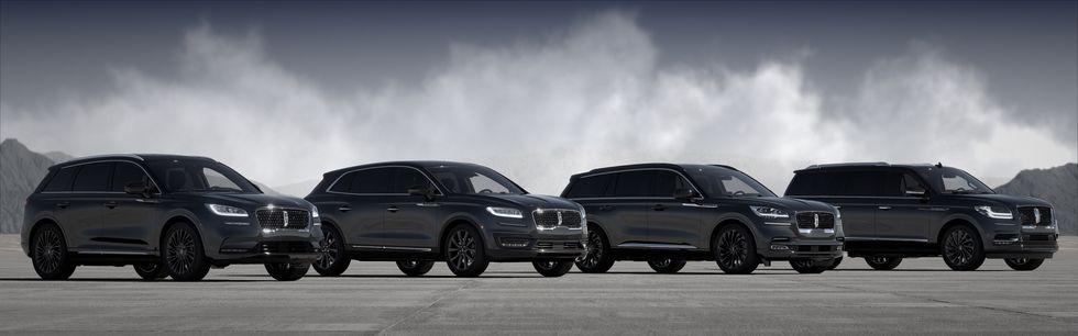 Lincoln está lanzando un paquete monocromático para cinco modelos, conoce cuáles son