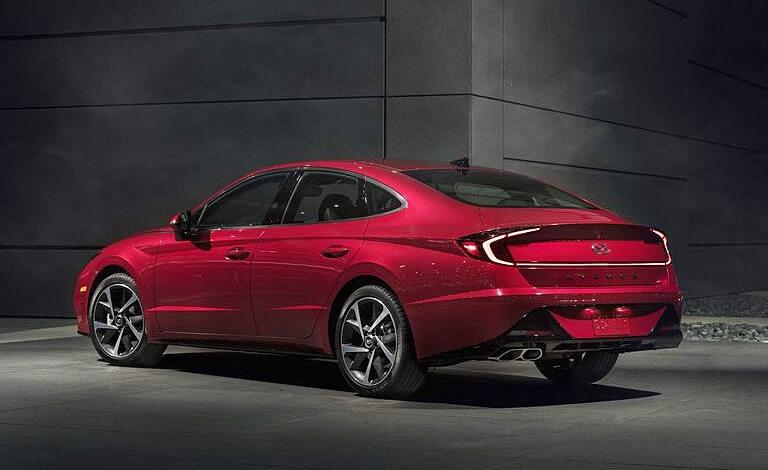 Hyundai le dará al sedán Sonata 2021 un modelo N-Line de mayor rendimiento