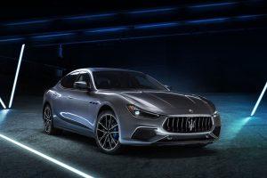 El Maserati híbrido Ghibli 2021 es el primer modelo hacia la electrificación